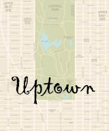 Uptown Shopping Map